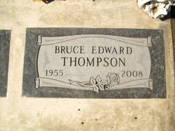 Bruce Edward Thompson