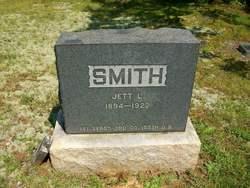 Jett Leander Jettie Smith