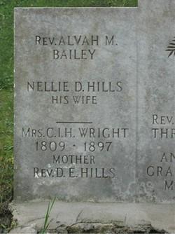 Nellie D. <i>Hillis</i> Bailey