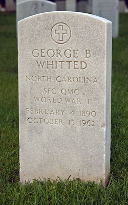 George Possum Whitted