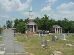 Grassy Pond Baptist Church Cemetery