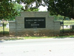 Magnolia Park Cemetery and Mausoleum