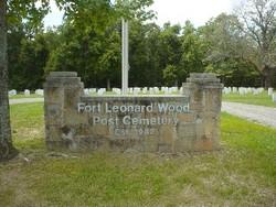 Fort Leonard Wood Post Cemetery