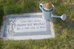 Sharon Kay <i>Woodcock</i> Milligan