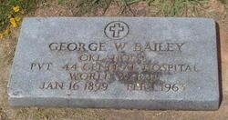 George W Bailey