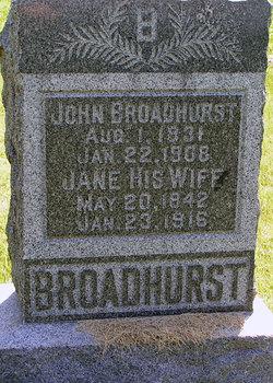 John Broadhurst