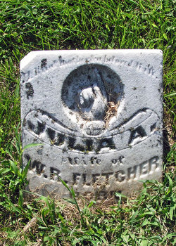 Julia A Fletcher