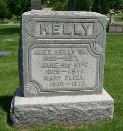 Alexander Alex Kelly, Sr