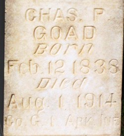 Charles Pinkney Goad