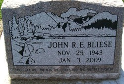 John Ross Edward Bliese