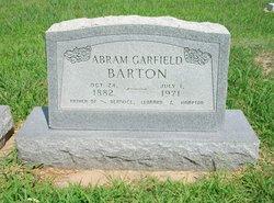 Abram Garfield Barton