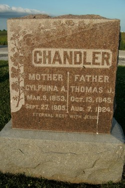 Clyphenia A. <i>Kinney</i> Chandler