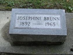 Josephine <i>Eckman</i> Brunn
