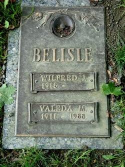 Wilfred Joseph Eugene Belisle