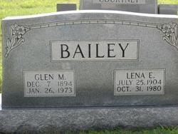 Lena Esther <i>Bailey</i> Bailey