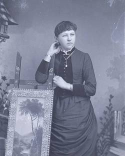 Frederika <i>Hansen</i> Arps