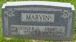 Prudence Rosalie <i>Folkins</i> Marvin