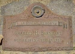 Charles Harmon Charlie Barnhart