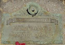Arilla Rillie <i>Burd</i> Barnhart