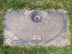 Leona Eaith <i>Ewers</i> English