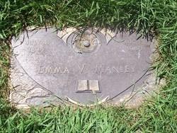 Emma V <i>Doven</i> Manley