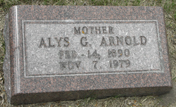 Alys G <i>Cummings</i> Arnold