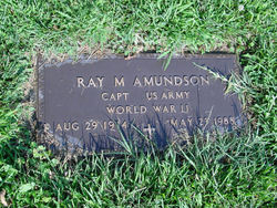 Ray Millerd Mike Amundson