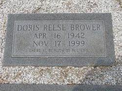 Doris <i>Reese</i> Brower