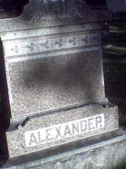 Alexander Alexander
