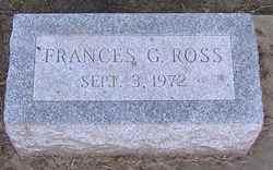 Frances G. Ross