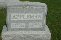 Frank Albright Appleman