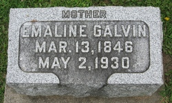 Emaline <i>Parkhurst</i> Galvin