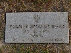 Earney Edward Boyd