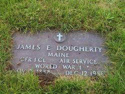 James E Dougherty