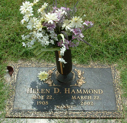Helen <i>Delapp</i> Hammond