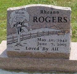 Rheann <i>Akin</i> Rogers