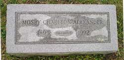 Lenna Mosby <i>Charlton</i> Alexander