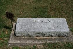 Margueritt <i>Rowe</i> Bowen