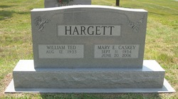 Mary E <i>Caskey</i> Hargett