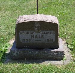 George James Jimmy Hale