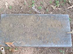 Noah Harrison Tex Richards