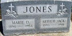 Arthur Jack Jones