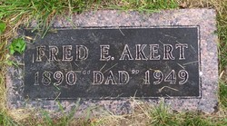 Fred E Akert
