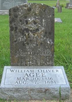 William Oliver Agee