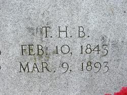 Thomas Halliburton Bumpass