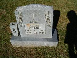 Claude Buckner