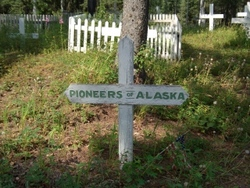 Nenana South Cemetery