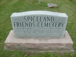 Spiceland Friends Cemetery