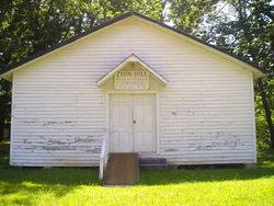 Zion Hill Primitive Baptist Church Cemetery