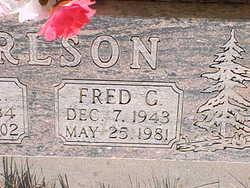 Frederick George Carlson